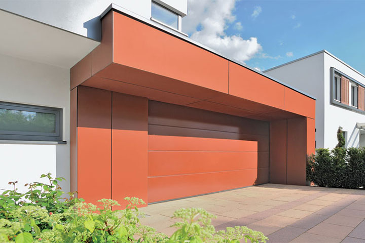 Modern Steel Garage Doors, Bartlett