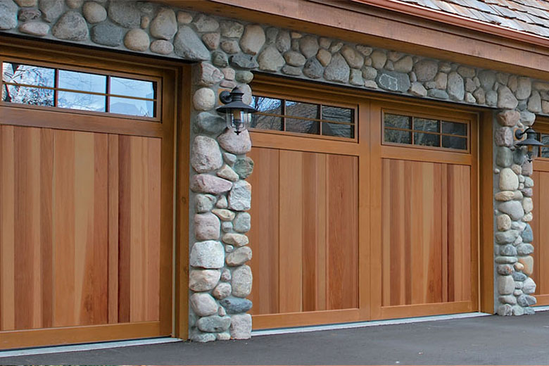 HORMANN Wood Garage Doors