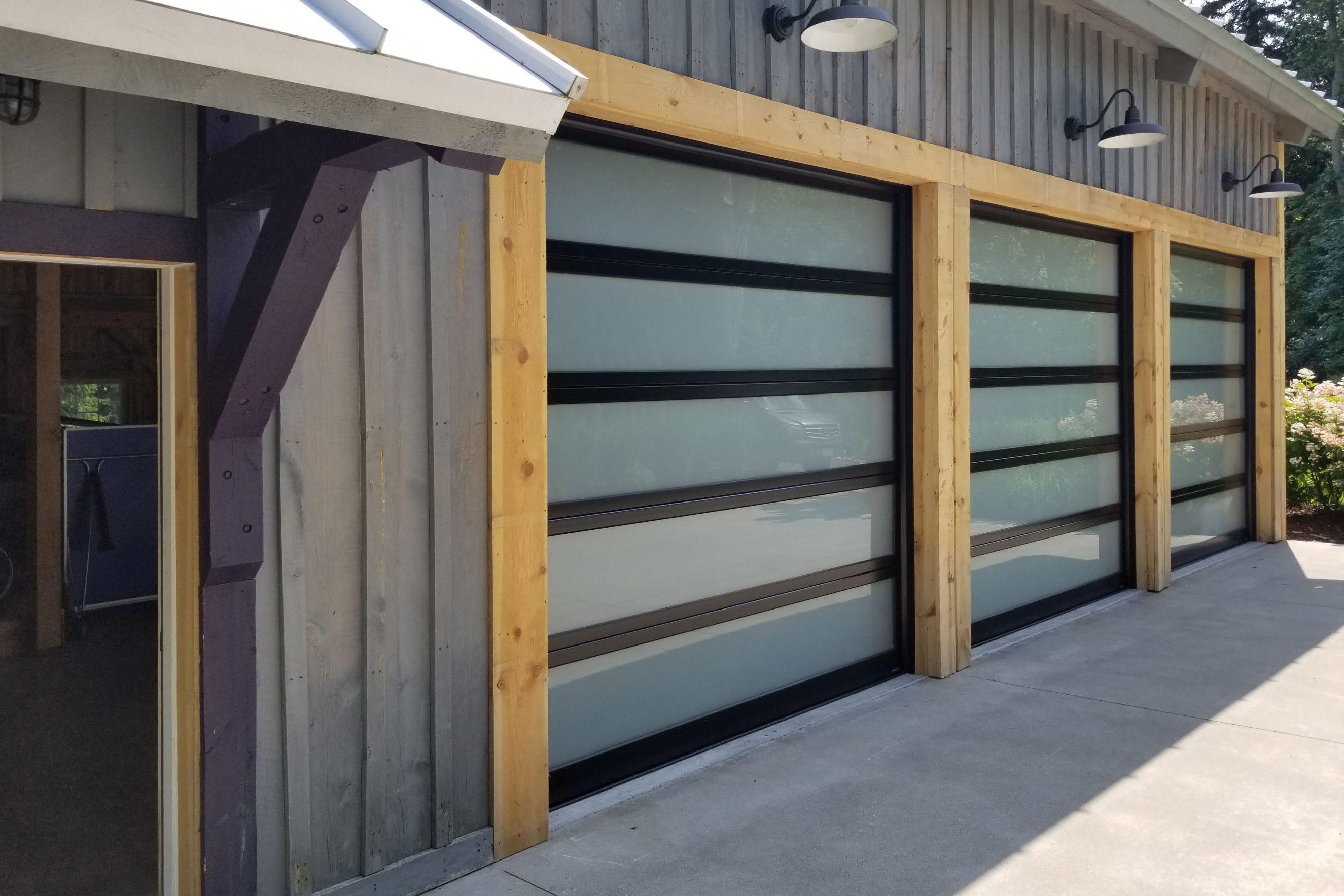Modern Garage Door Sales Installation Service Garage Door Repair Poldoor